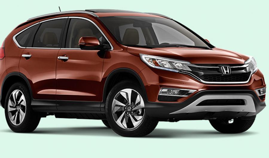 La CR-V de Honda se Mantiene como la SUV Más Vendida de México