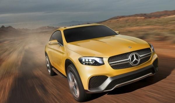 Galería: Mercedes-Benz GLC Coupe Concept