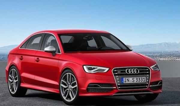 Prueba de manejo: Audi S3 Sedán 2015