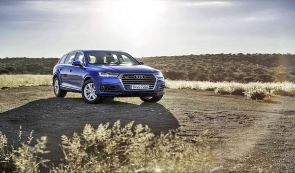 Marzo, el mejor mes de la historia para Audi AG.
