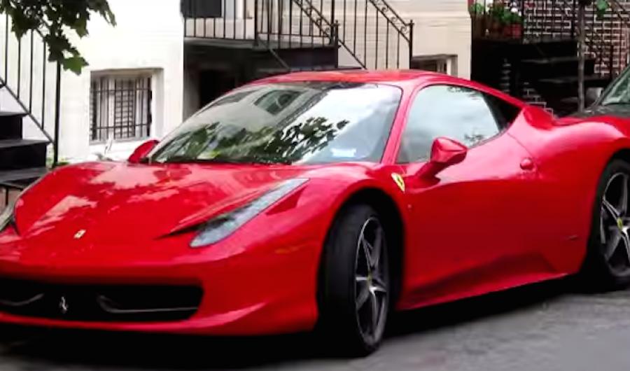 TOP 10 Los autos más caros de futbolistas