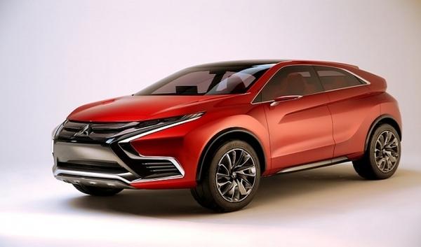 Mitsubishi nos sorprende con sus arriesgados conceptos en el Salón de Ginebra