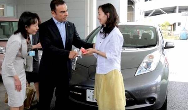 Para la Alianza Renault-Nissan, primero van las mujeres