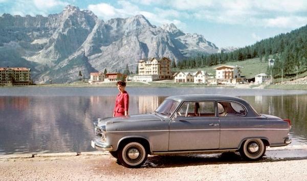 La legendaria marca alemana Borgward está de regreso