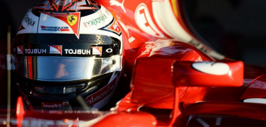 Räikkönen correrá con Ferrari en el 2016