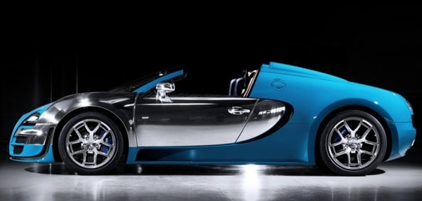 Bugatti Grand Sport Vitesse Meo Constantini