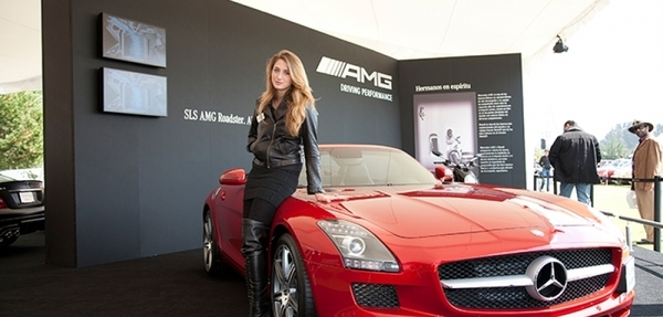 Quinta edición de la Gala Internacional del Automóvil