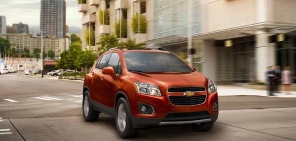 Chevrolet Trax 2015 ya cuenta con OnStar