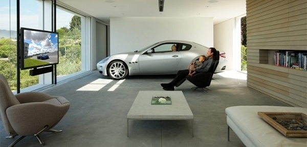 FOTOS: El garaje que todos desearían tener...