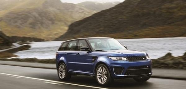 Land Rover Sport SVR, el vehículo 4x4 más potente de la historia