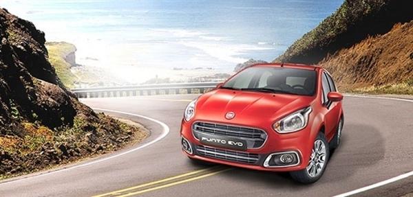 El Nuevo Fiat Punto EVO llega a las calles de India