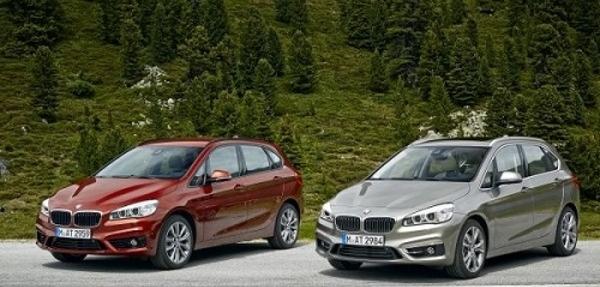 BMW Serie 2 Active Tourer: Un nuevo concepto de movilidad