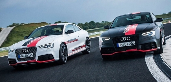 Audi celebra el 25 aniversario de su motor TDI