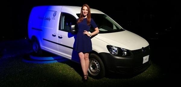 Volkswagen presenta su nuevo vehículo comercial