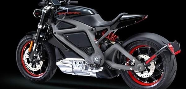 LiveWire: la moto eléctrica de Harley  Davidson