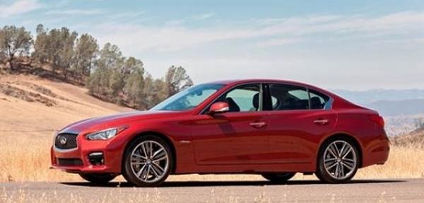 Infiniti Q50 Hibrido es nombrado dentro de los 10 mejores vehículos de lujo con combustible eficient