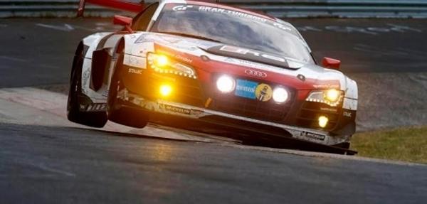 Audi se impone en las 24 Horas de Nürburgring