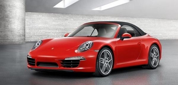 Porsche  ocupa la  primera posición en estudio de calidad J.D Power