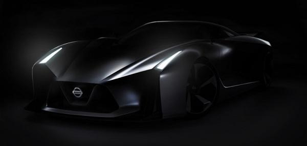 Nissan presenta el teaser de su vehículo Gran Turismo