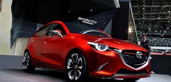 Mazda 2 montará una nueva mecánica Skyactiv-D de 1.5L