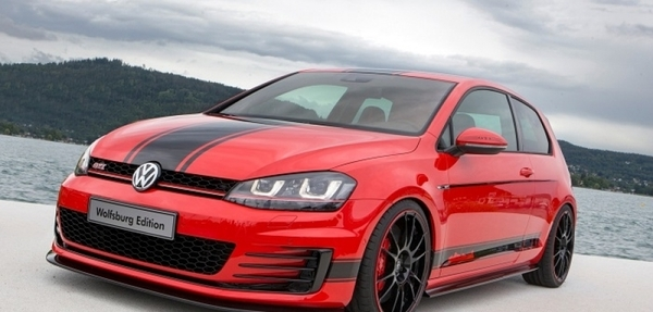 Golf GTI Wolfsburg Edition