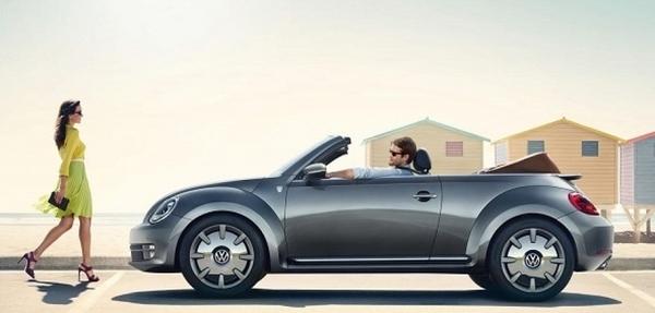 "Volkswagen Beetle Cabrio ""Karmann Edition"""