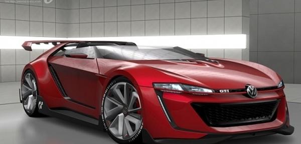 Da un vistazo al Volkswagen GTI Roadster Vision para  Gran Turismo