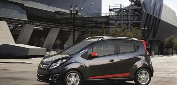 Llega a México la nueva edición especial Chevrolet Spark Byte
