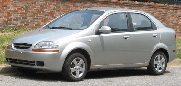 ¡A revisión  218.000 unidades Chevrolet Aveo!