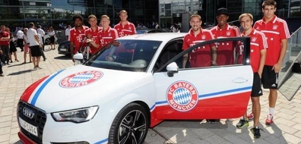 Cumbre de Fútbol Audi: Bayern vs Chivas