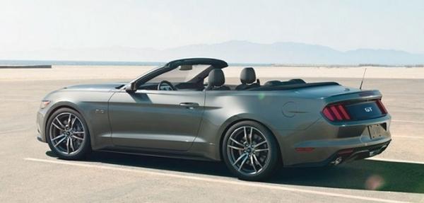 Detalles de la próxima llegada del Ford Mustang a Europa