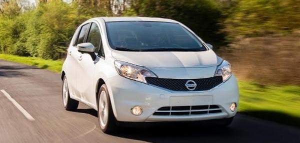 Nissan Note: El auto que se limpia solo