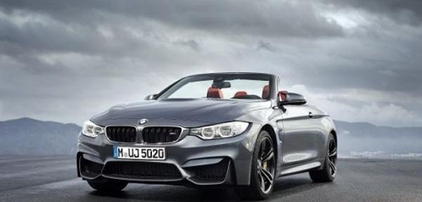 El nuevo BMW M4 Convertible