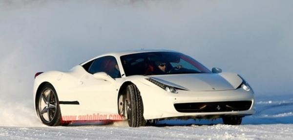 Ferrari ya trabaja en el sustituto del 458 Italia