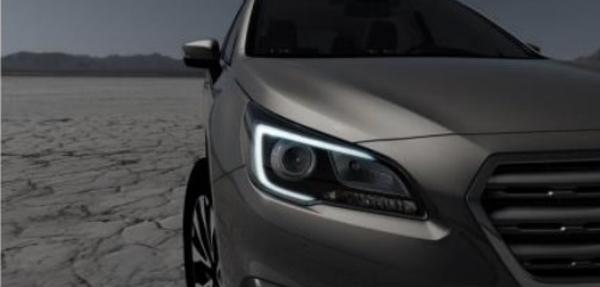 """Subaru """"Outback 2015"""" hará su debut  en el Auto de Nueva York 2014"""