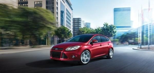 Ford  Focus, modelo con más notoriedad en Internet