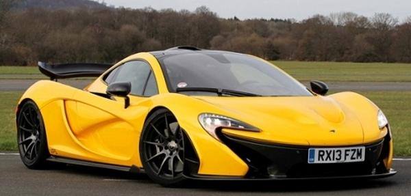 McLaren quiere alcanzar el nivel de ventas de Lamborghini