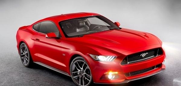 Ford expondrá un Mustang en el Empire State