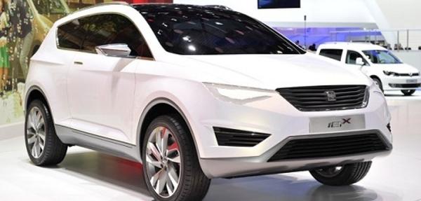 Ya es oficial: el SUV de Seat llegará en 2016