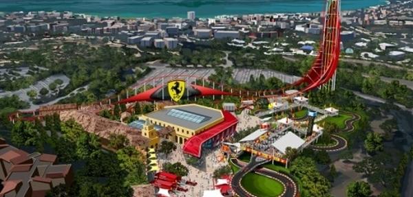 Ferrari tendrá hacia 2016 su propio parque temático en España