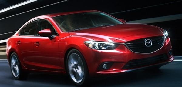 El Mazda6 obtiene la máxima calificación de seguridad