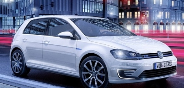 Volkswagen presentará el Golf GTE en Ginebra