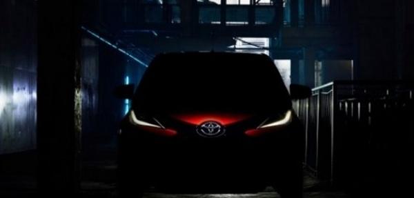 El Toyota Aygo 2014 debutará en el Salón de Ginebra
