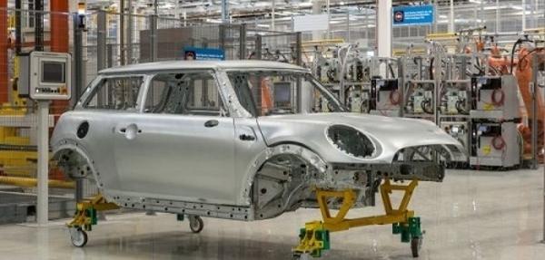 El nuevo MINI Hatch también se fabricará en VDL Nedcar