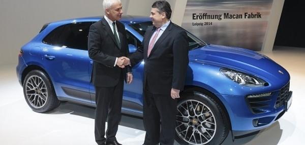 La nueva fábrica de Porsche en Leipzig demuestra que la industria tiene futuro en Alemania