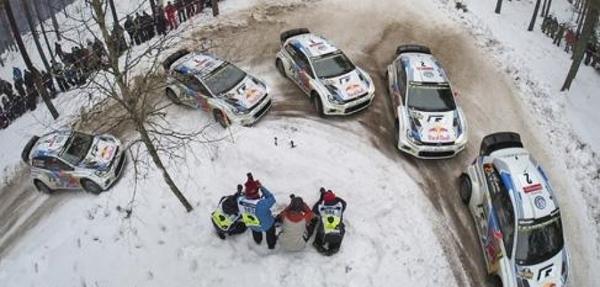 WRC: Latvala gana el Rally de Suecia