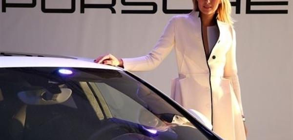 Maria Sharapova personaliza un Porsche Panamera GTS