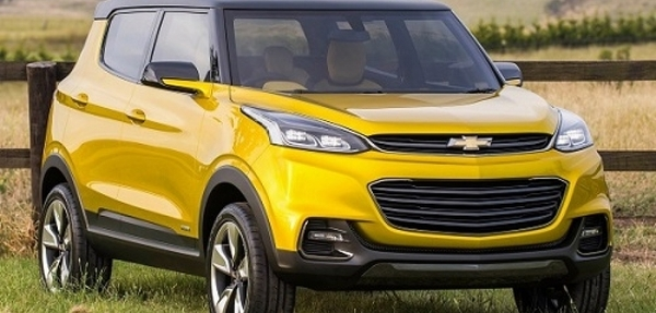 Chevrolet lleva a la India el Adra Concept