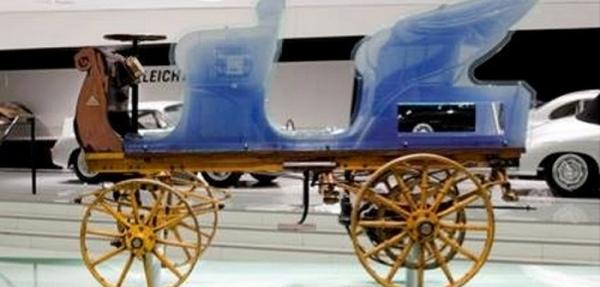"El primer diseño mundial de Porsche - Regresa el ""P1"""
