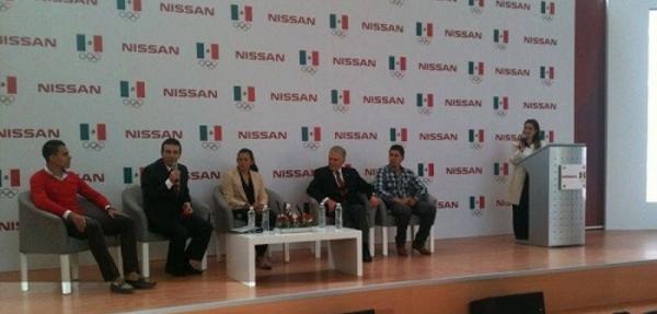Nissan y el Comité Olímpico Mexicano firman alianza de colaboración